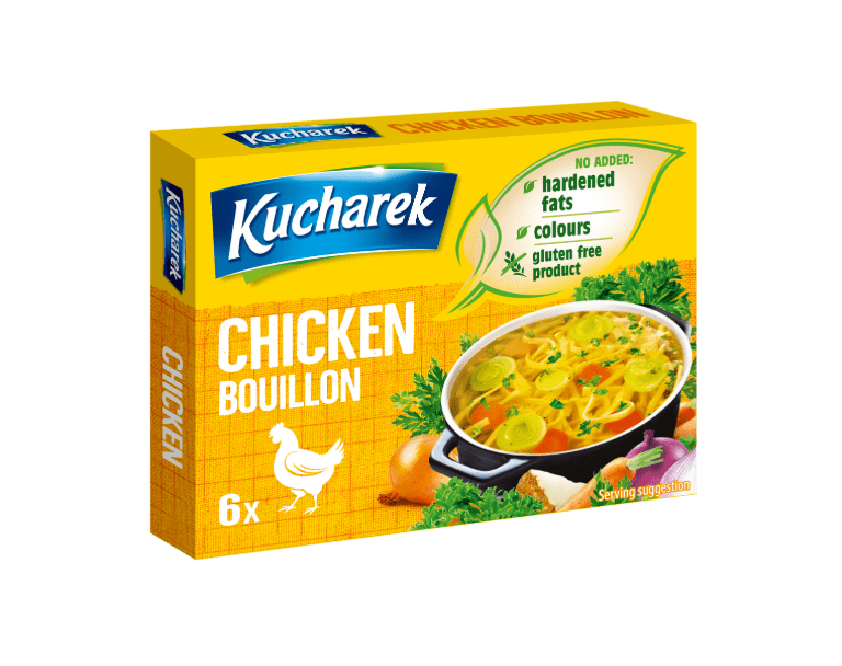 Chicken bouillon