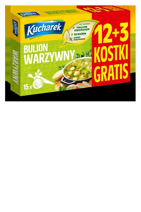Bulion warzywny
