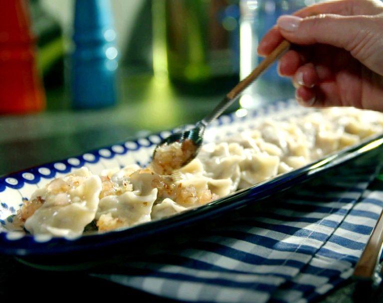 Sekrety Polskiej Kuchni: Pierogi z mięsem