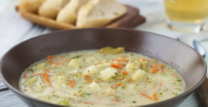Zupy wiosenne na obiad