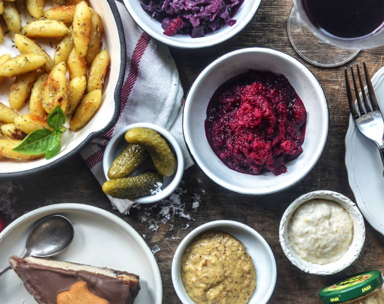 Podróż sentymentalna: menu na imieniny cioci