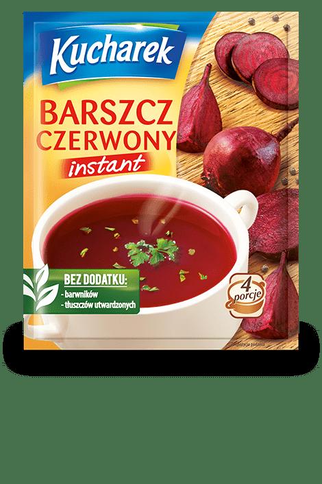 Red borscht