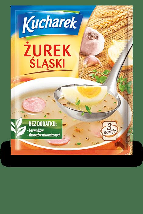 Silesian sour soup