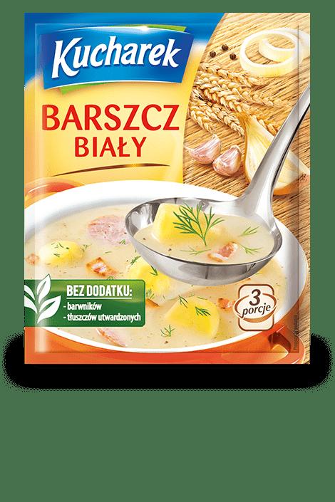 White borscht
