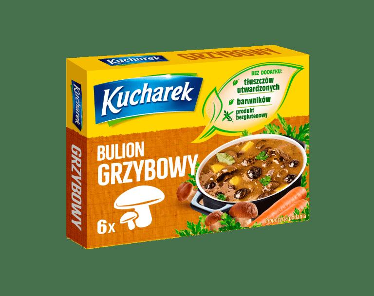 Mushroom bouillon