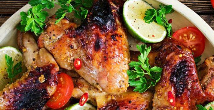Kurczak z grilla – najlepsze przepisy