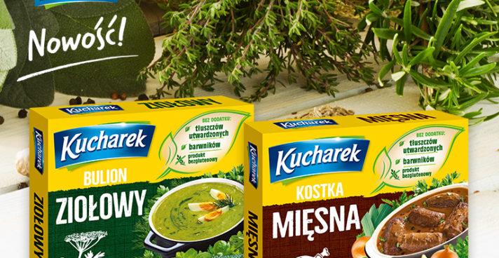 Kostka mięsna i ziołowa – jeszcze więcej smaku i aromatu!